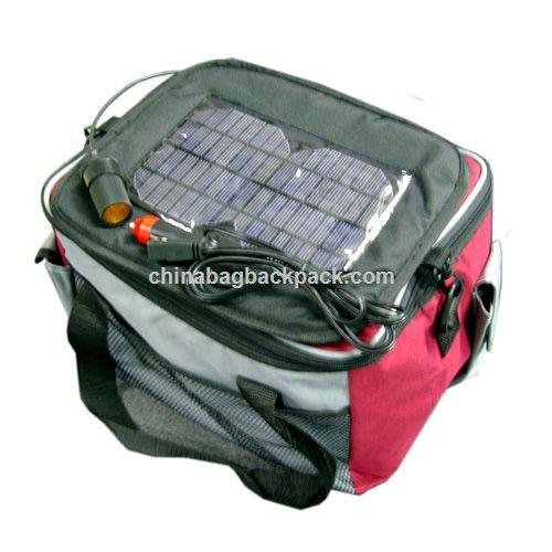 Kuhltasche solar