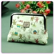 New Fashion Ladies' Cotton Wallet Bags
