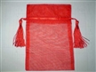 Organza Bag With Tassel