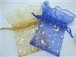 Organza Bag With Satin Ribbon Drawstring