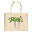Eco-Friendly Shopping Bag Natural Cotton