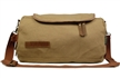 Cotton Canvas Shoulder Bag e Travel Bag
