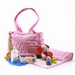 Quilted Mummy Tote Bag