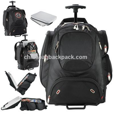 Laptop Bag Wheel Travel