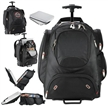 Wheel Travel Laptop Bag