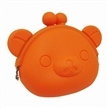 Coin Purse, Silicone Material, Cute Carton Design