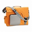 Document Bag with Mobile Phone Pouch, Available in Black, Blue and Orange