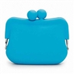 Mini Silicone Coin Purse, Cute Ultra-Bright, Ultra-Light, Tear, Stain and Fade Resistant