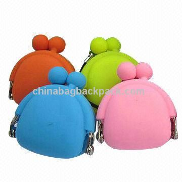 Small Silicone Coin Purses,Key,Card Bags