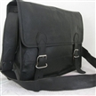 New's Classic Vintage Leather black color Briefcase Laptop messenger bag